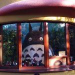 カフェ「麦わらぼうし」のために、ジブリ美術館再訪
